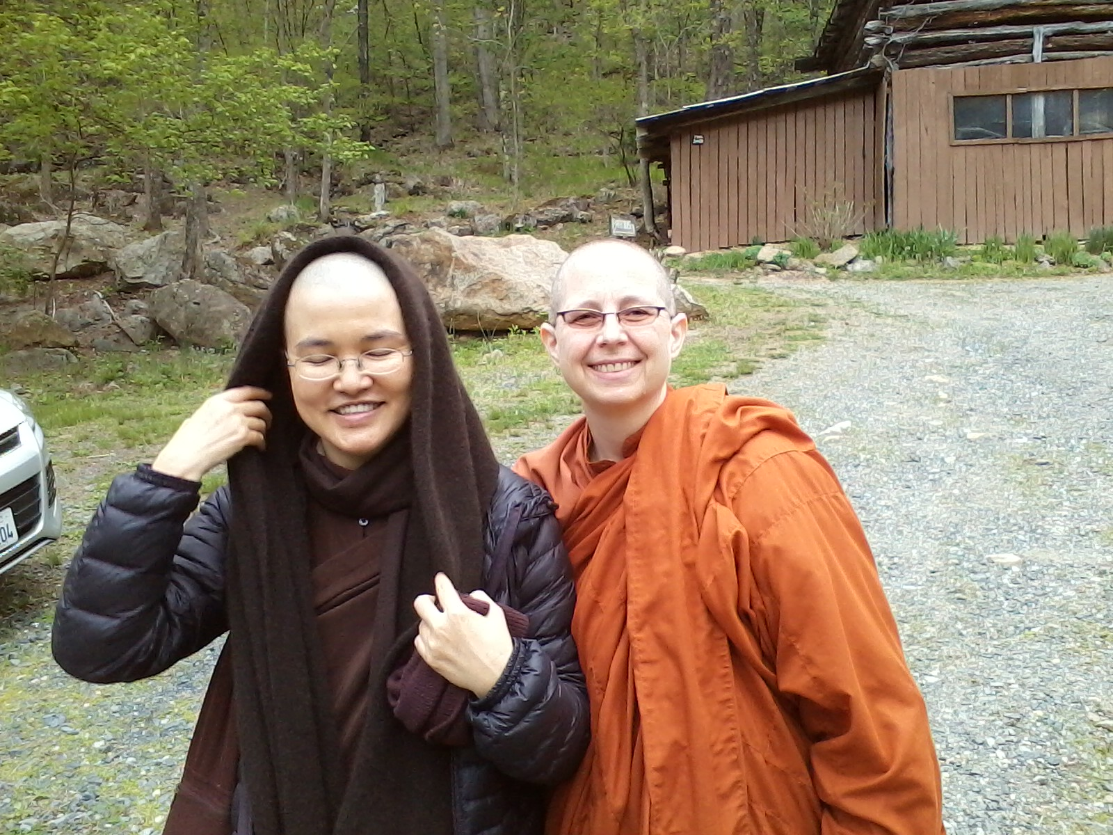 Southern Dharma Retreat Center, North Carolina, USA (25 April - 2 May 2013)