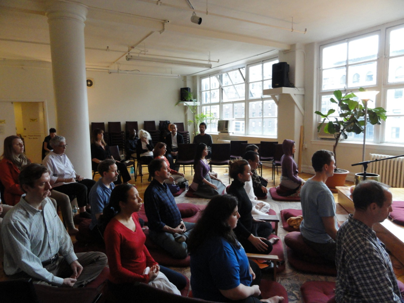 New York Insight Meditation 2-Day Retreat (6 - 7 Oct 2012)