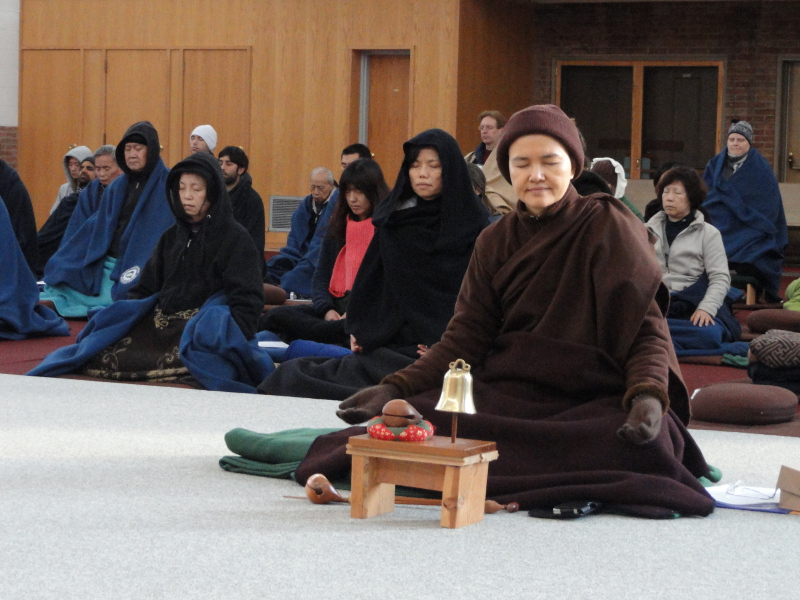 New Jersey 8-Day Metta, Anapanasati and Vipassana Retreat (29 Dec 2012 - 5 Jan 2013)