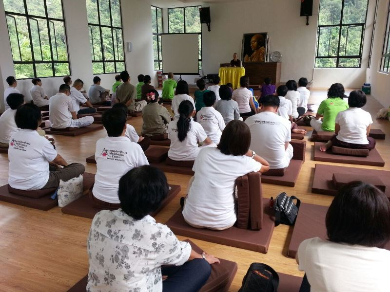 AVMC Penang - 1 Day Metta Retreat  (23 Nov 2014)