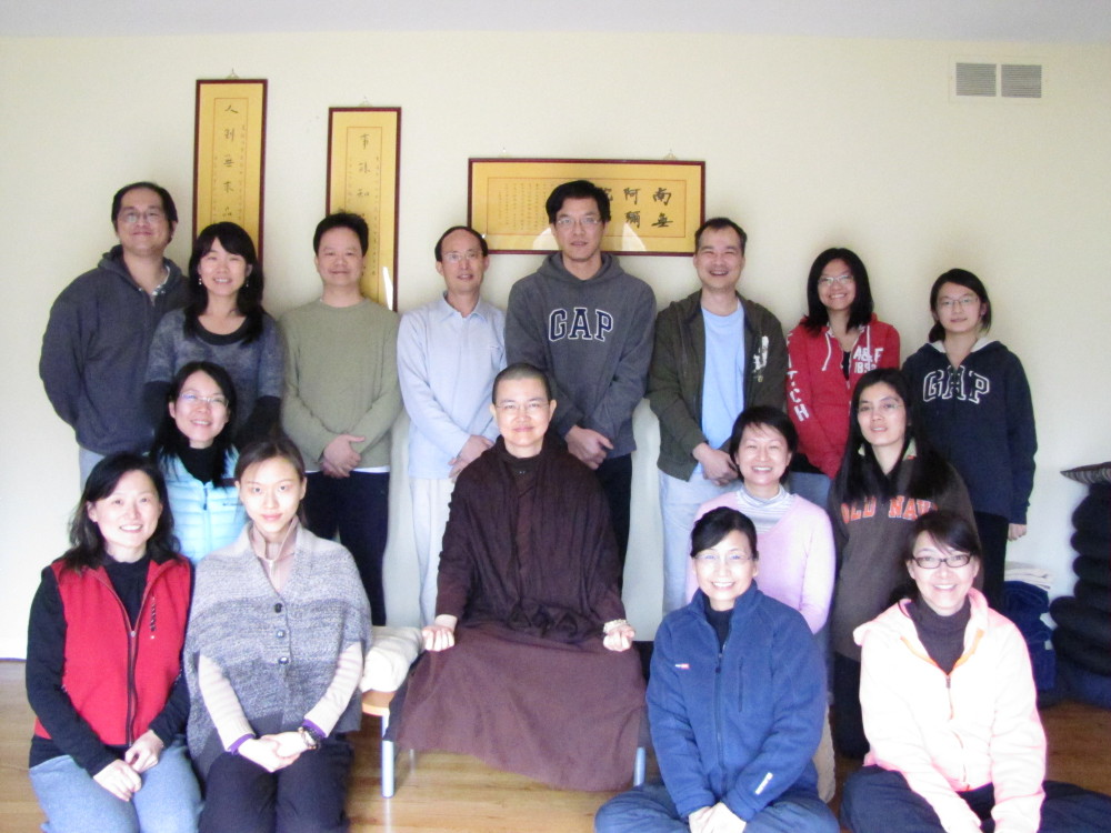 New Jersey 2-Day Retreat (23-24 March 2013)