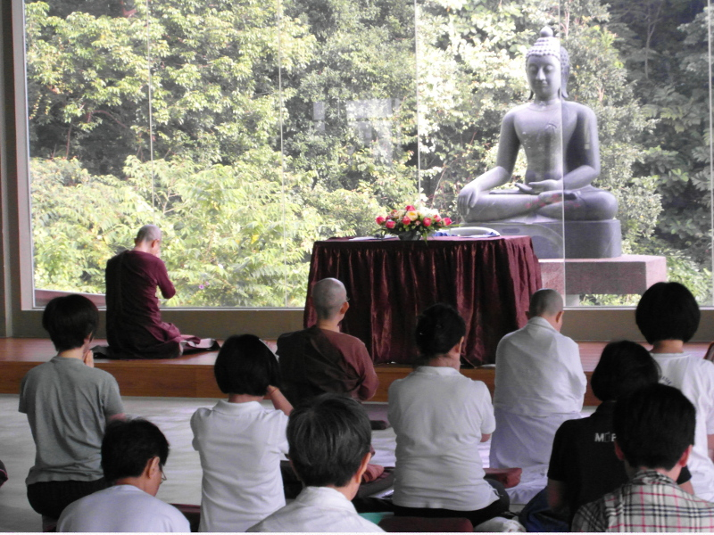Penang Bodhi Heart - 10-Day Metta, Anapanasati and Mind Contemplation Retreat (8-17 August 2013)
