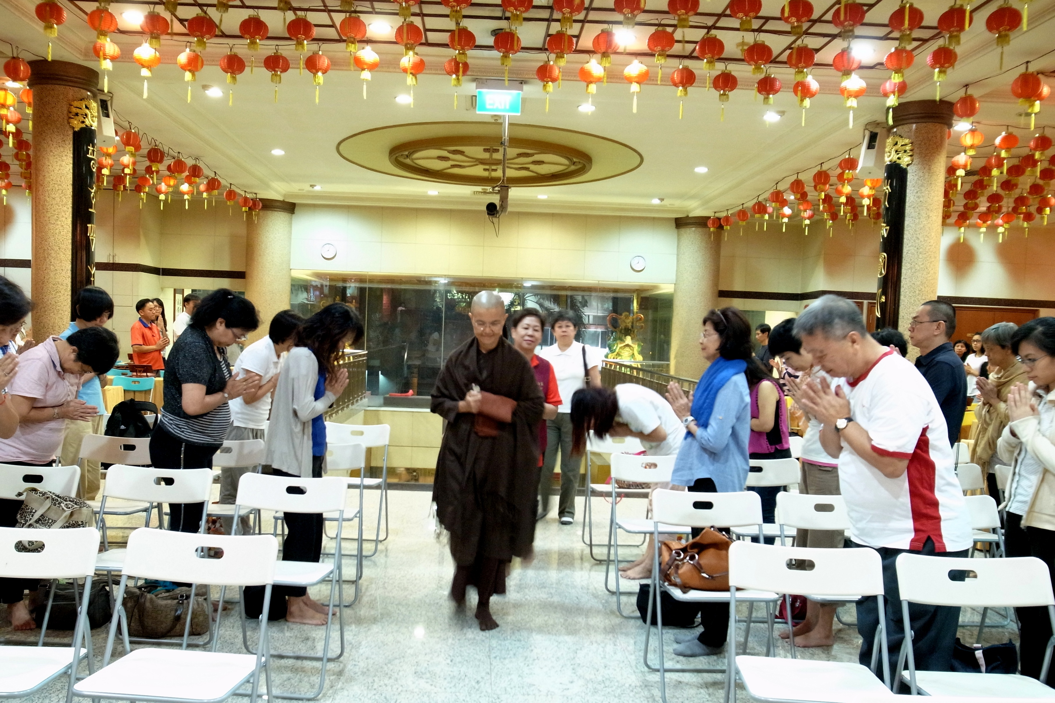 2015.09 Dhamma Talks @ Vimalakirti Buddhist Centre